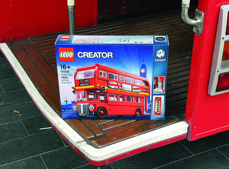Lego Creation Campaign