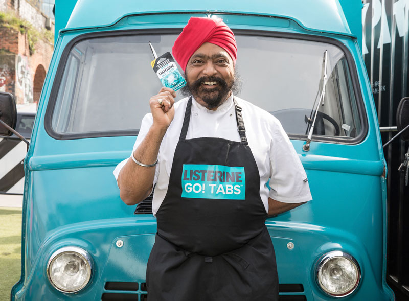 Listerine Estaffe Hire Food Truck