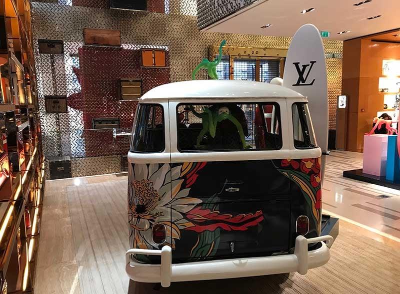VW Camper Vehicle Wrap