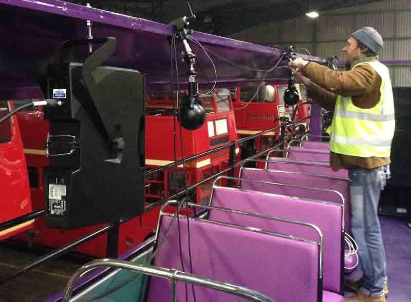 Promohire installs AV equipment and sound systems