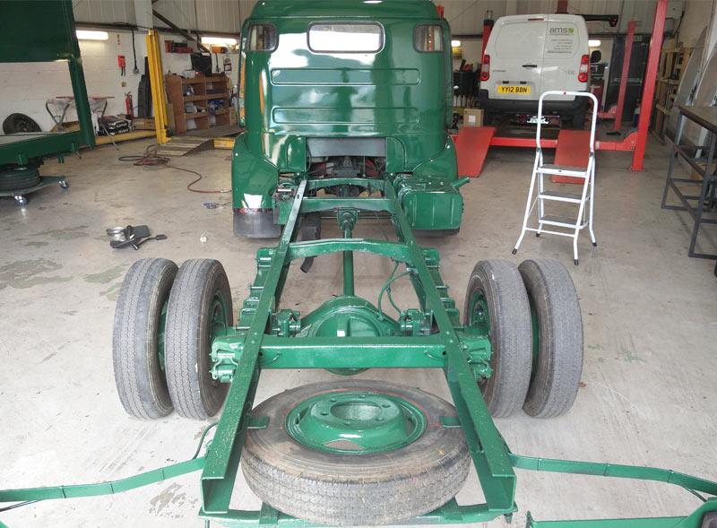 Pilsner Urquell Truck Conversion