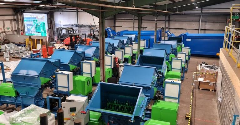 Efficient waste management