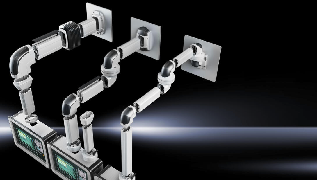 Ritttal Support Arm Systems