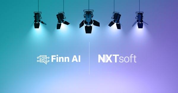 Finn AI x NXTsoft