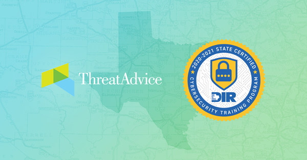 Texas DIR + ThreatAdvice