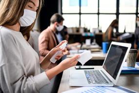 Coronavirus: 5 Tipps für mehr Sicherheit im Office