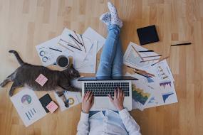 Homeoffice – ein Freibrief für Arbeiten nach Lust und Laune?