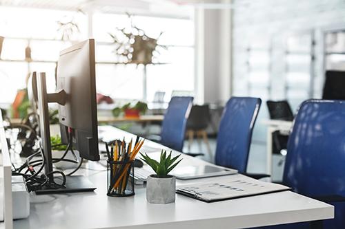 Verwaiste Büros – was bleibt nach Corona vom gemeinsamen Arbeitsplatz übrig?