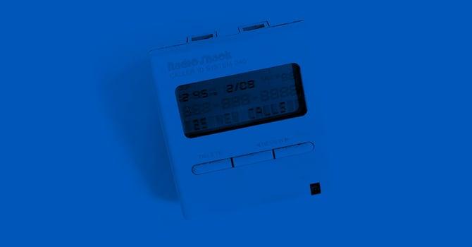 Throwback (Tech) Thursday | The Caller ID