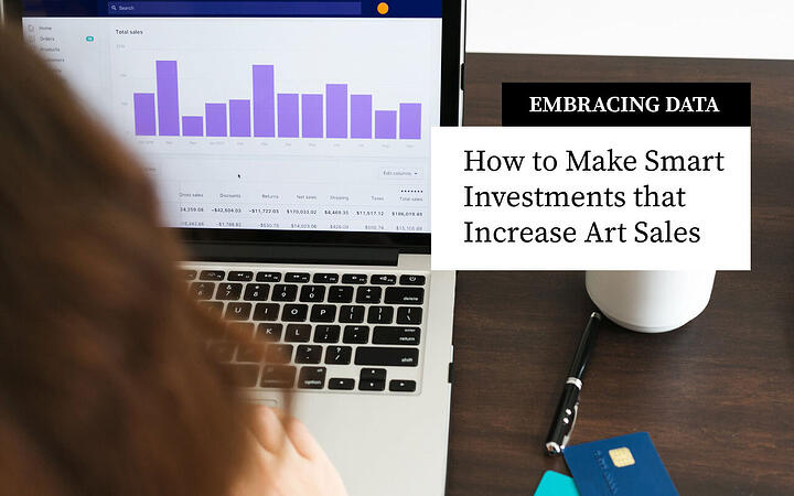 How to Make Smart Investment that Increases Art Sales