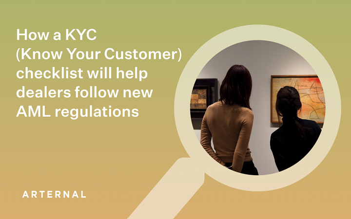 How a Know Your Customer Checklist Will Help Dealers Follow New AML Regulations
