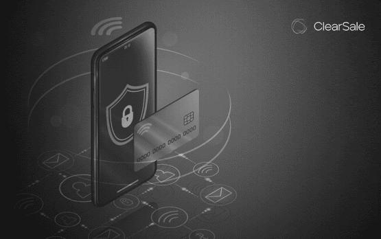 e-wallet funcionando com segurança contra fraude