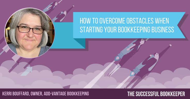 Kerri Bouffard, Owner, Add-Vantage Bookkeeping