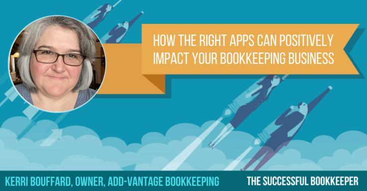 Kerri Bouffard, Owner, Ad-Vantage Bookkeeping