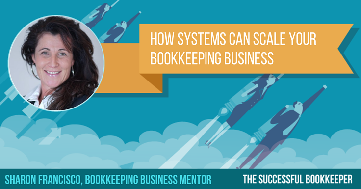 Sharon Francisco, Bookkeeping Business Mentor