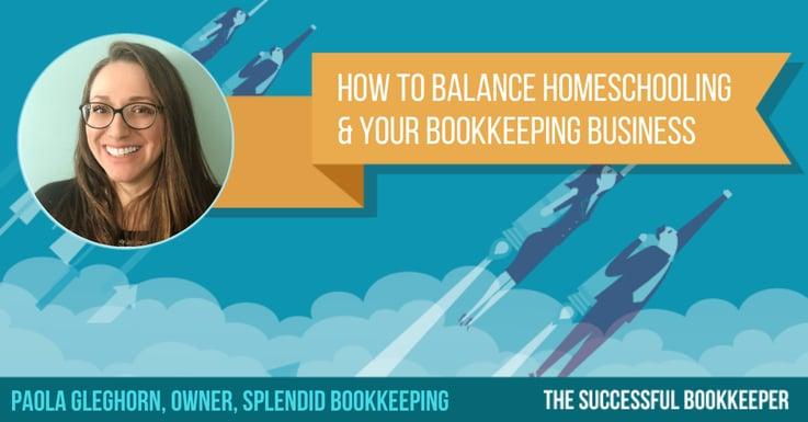 Paolo Gleghorn, Owner, Splendid Bookkeeping