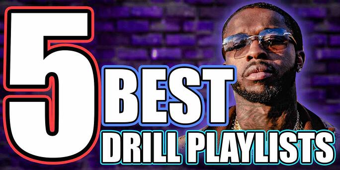 Top 5 Drill Spotify Playlists To Submit To!