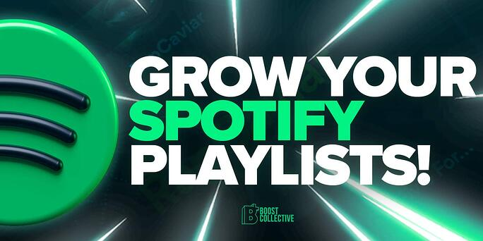 How To Get Followers On Your Spotify Playlists