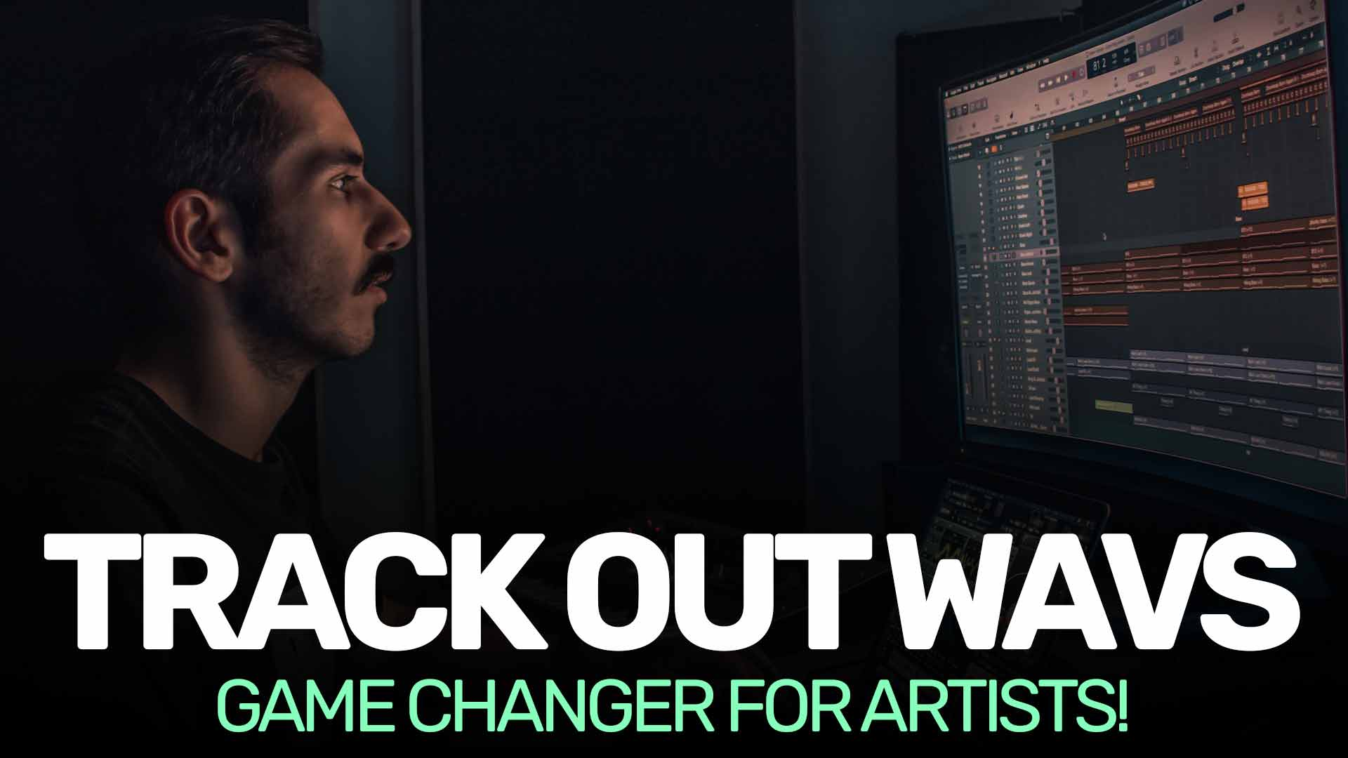 What Are Track Out Wav Files & Why They're A Game Changer For Artists!