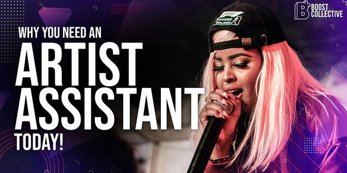 Artist Assistant: The True Secret To Music Career Growth