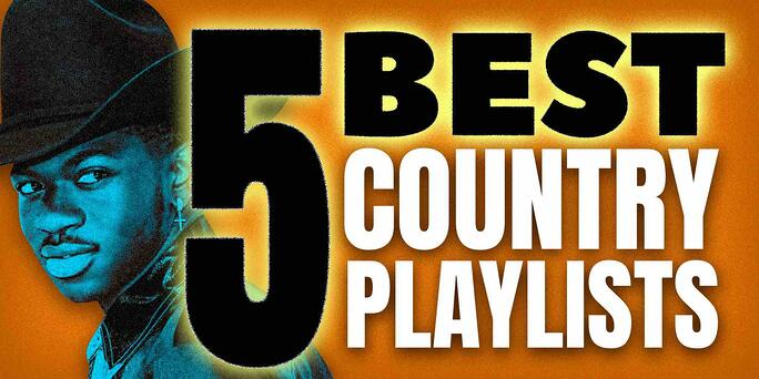 Top 5 Country Spotify Playlists to Submit to in 2021