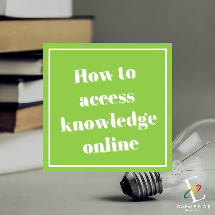 How to access knowledge online
