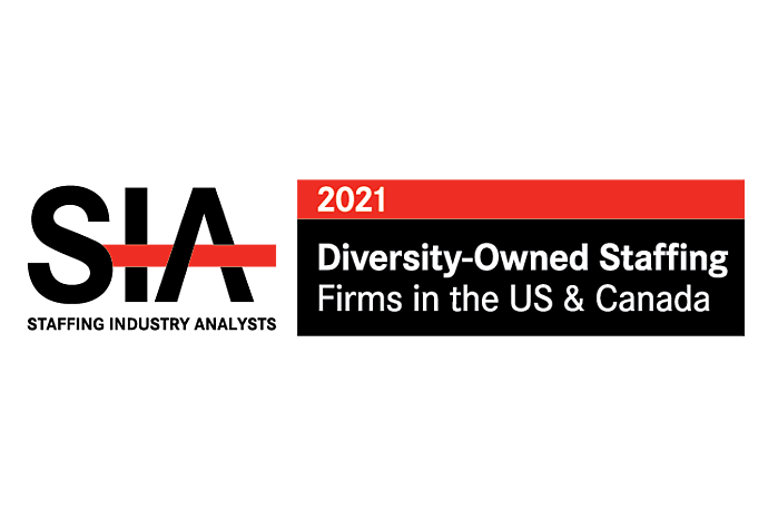 The Global Edge Named a 2021 Diversity-Owned Staffing Firm by Staffing Industry Analysts