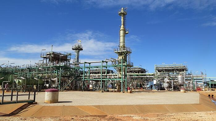The Regional Game-changer: Temane Project Mozambique