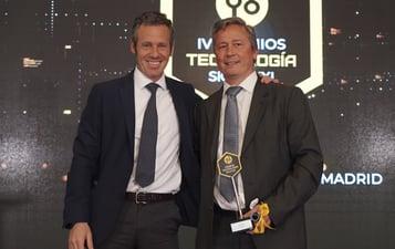 PayXpert: 2021 award for best fintech in Spain