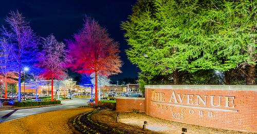 Learn more about Lights Over Atlanta's background and history.