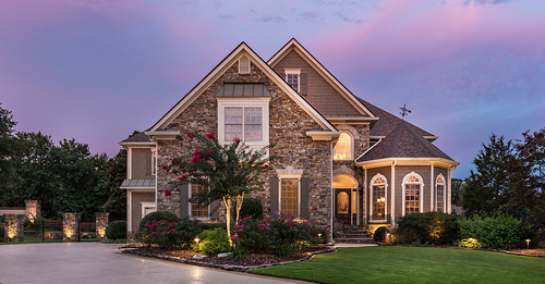Learn more about new springtime trends for your outdoor lighting.