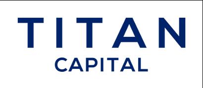Titan capital investor