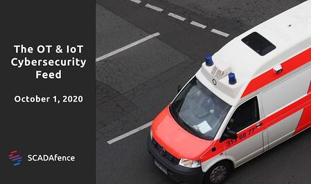 The OT & IoT Cybersecurity Feed - October 2020