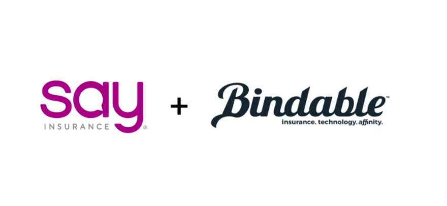 Say Insurance® partners with Bindable to offer auto policy holders additional coverage