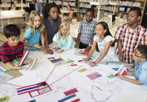 Research Shows That When Students Work on Projects, They Learn More