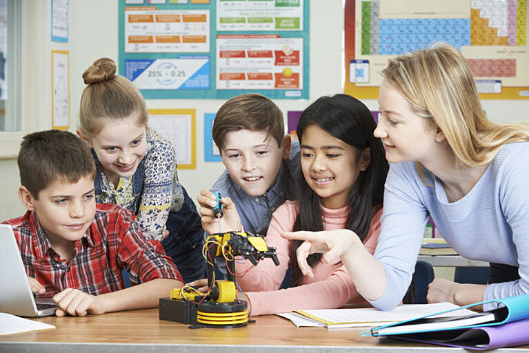 Promoting Student Agency Through Project-Based Lessons