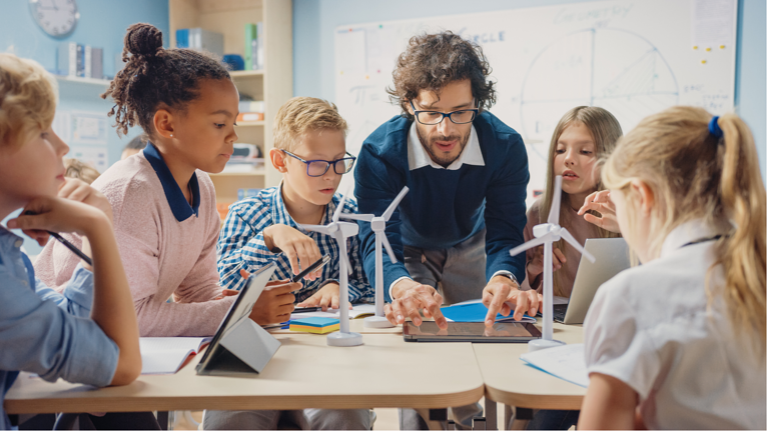 4 Keys to Building an Equitable STEM Program