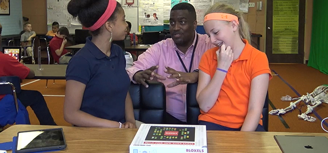 Using PBL to Support an Inclusive Classroom Community