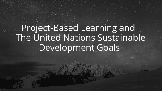 PBL and the U.N. Sustainable Development Goals
