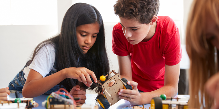 STEM for All Through Meaningful Project Based Learning
