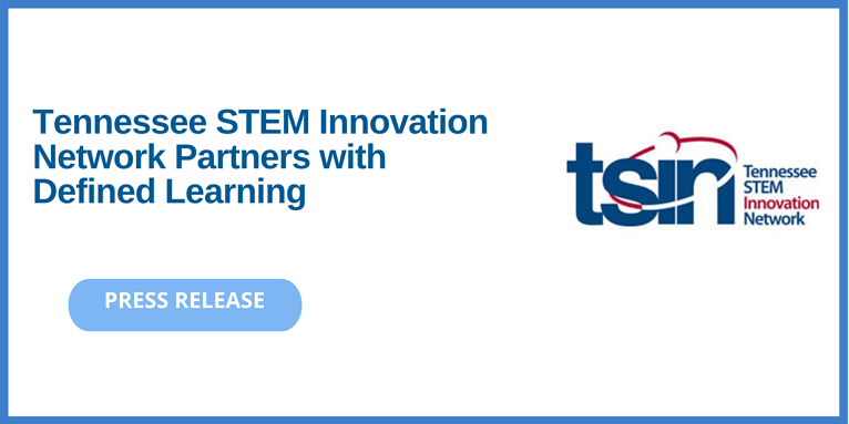 Announcing: Partnership with Tennessee STEM Innovation Network
