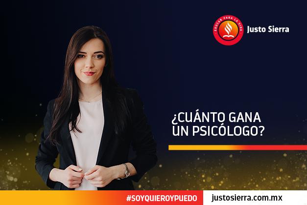 ¿Cuánto gana un Psicólogo?