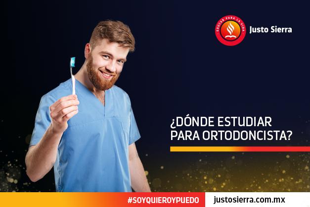 ¿Dónde estudiar para Ortodoncista?