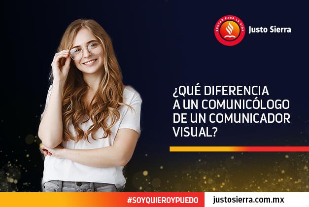 ¿Qué diferencia a un Comunicólogo de un Comunicador Visual?