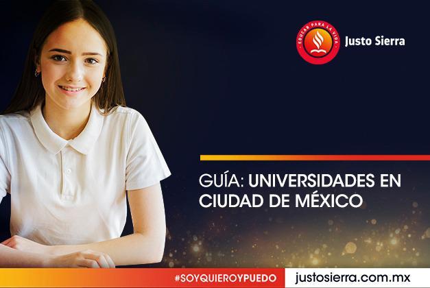 Universidades en Ciudad de México