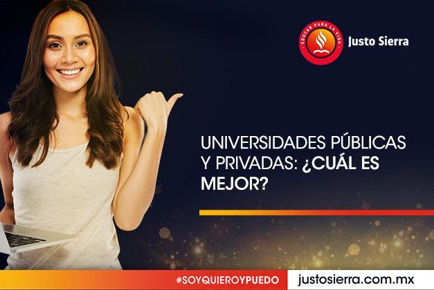 Universidades públicas y privadas: ¿cuál es mejor?
