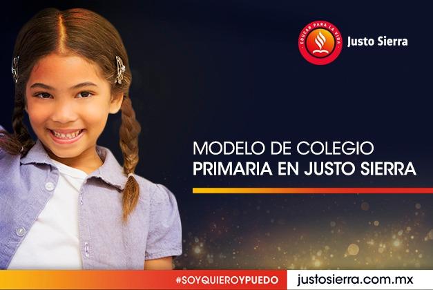 Modelo de Colegio Primaria en Justo Sierra