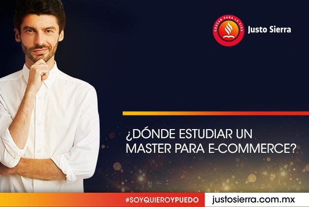¿Dónde estudiar un master para E-commerce?
