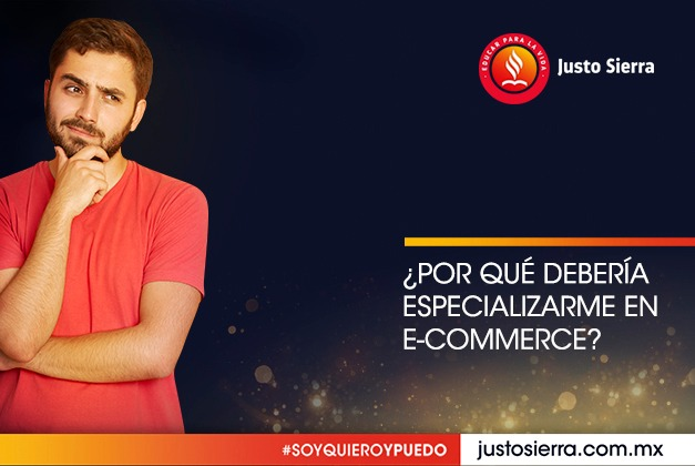 ¿Por qué debería especializarme en E-commerce?