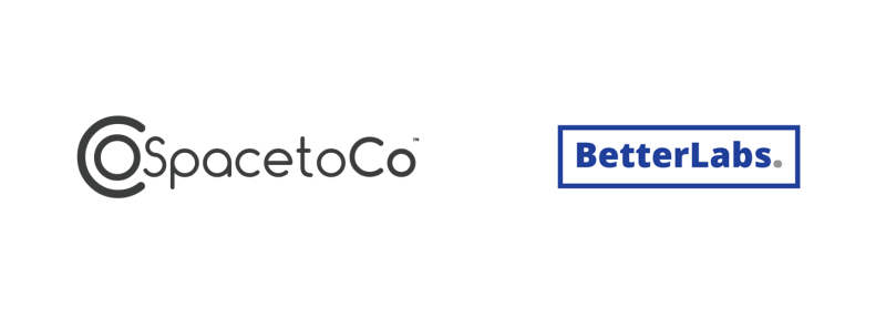 SpacetoCo Secures BetterLabs Investment in Seed B Round
